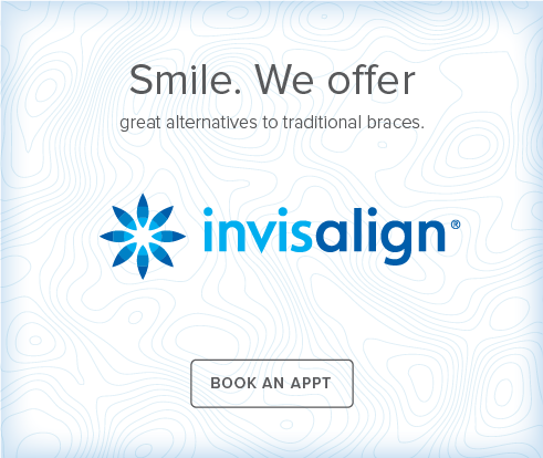 We offer Invisalign - Promenade Dentists